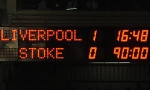 LFC 1-0 Stoke