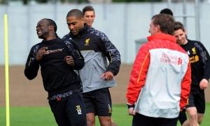 Latihan jelang tandang ke Crystal Palace