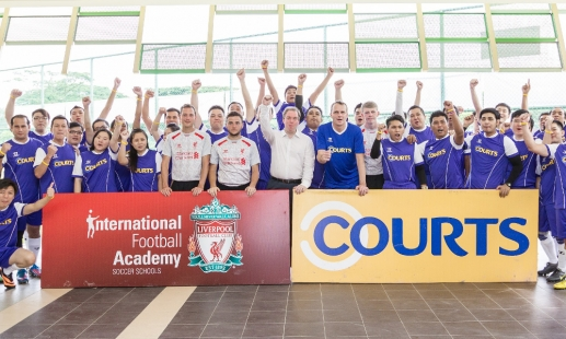 LFC extends Courts Asia partnership