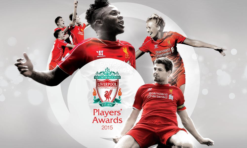 Dukung pemain favorit Anda untuk menangkan penghargaan tahunan Liverpool