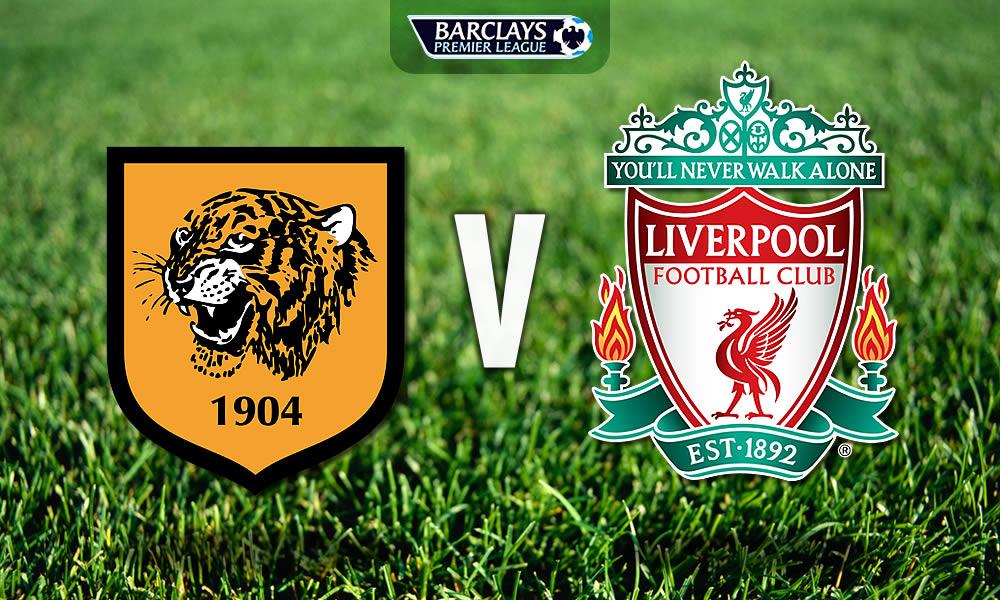 Data dan fakta Hull City vs Liverpool
