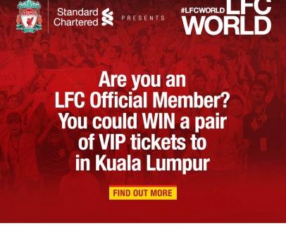 LFC World - Kuala Lumpur