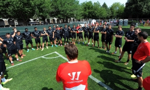 LFC begin Boston training camp