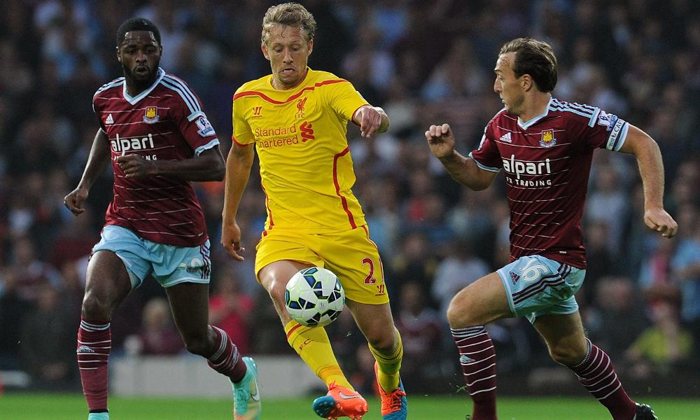 Liverpool gagal curi poin di Boleyn Ground