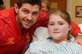 Stevie and co visit Alder Hey
