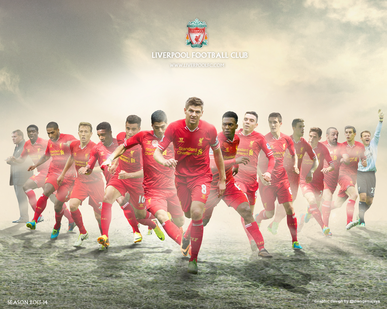 liverpool football club desktop wallpapers