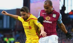 Aston Villa 0-2 Liverpool
