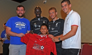 Sakho and co bring joy to Camden Youth