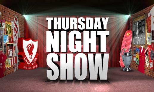LFCTV's new Thursday Night Show