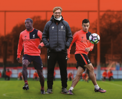 Win the chance to watch First Team Training at Melwood