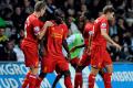 Swansea 2-2 LFC: 11 mins