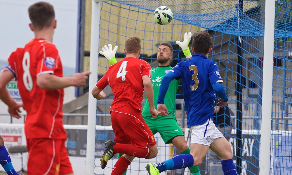 GALERI FOTO U21: Liverpool 2-1 Leicester