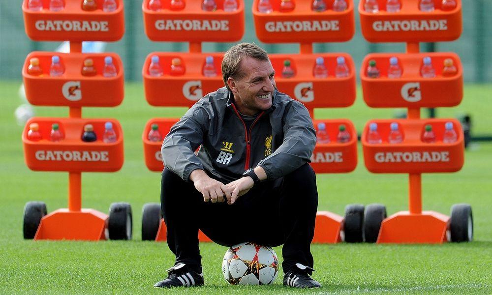 Rodgers: Hanya masalah waktu bagi Liverpool untuk bermain seperti musim lalu