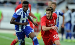 Reds record friendly win in Finland