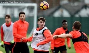 The Reds latihan jelang tandang ke Bournemouth