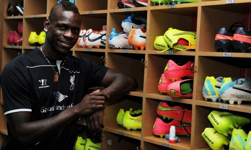 Profile: The Mario Balotelli story so far...