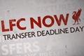 LFC Now: Deadline day news