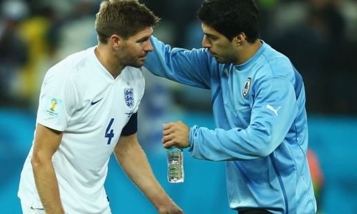 Suarez: What I told Stevie afterwards