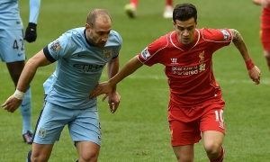 Liverpool 2-1 Manchester City