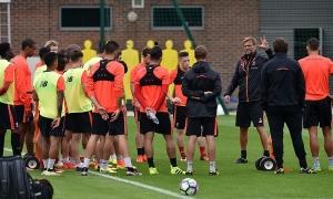 Persiapan Liverpool sebelum lawan Tranmere