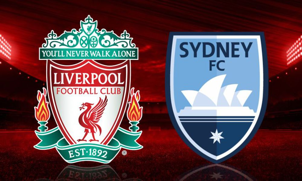 Menit ke menit lawatan pramusim LFC kontra Sydney FC