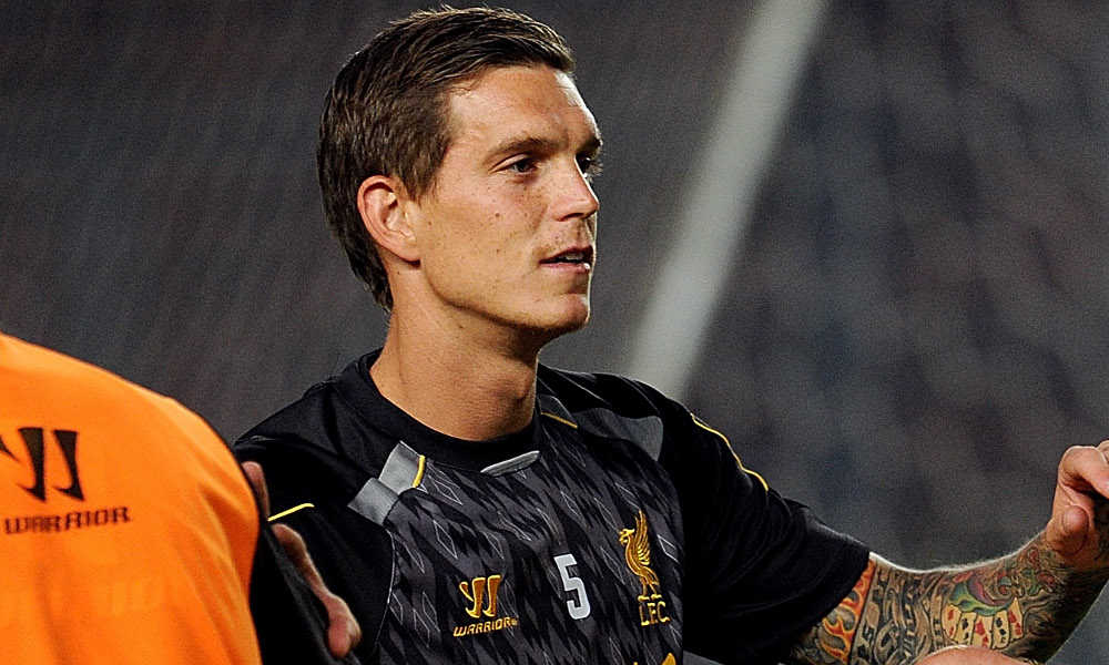 Daniel Agger Instagram Daniel Agger Admits he is