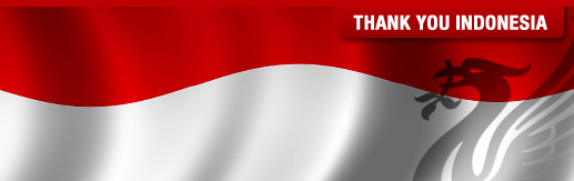 Thank you Indonesia