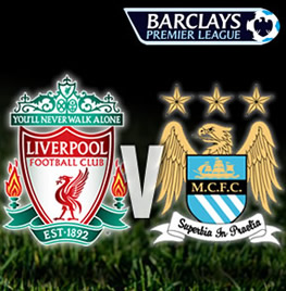 Liverpool FC V Manchester City FC
