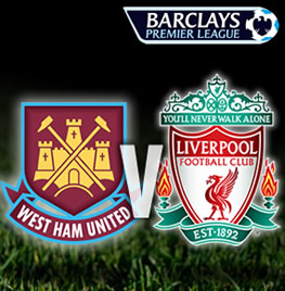 West Ham V Liverpool