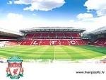 Anfield Stadium Screensaver