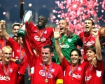 wallpaper, 2005, UEFA, Super Cup, Winners