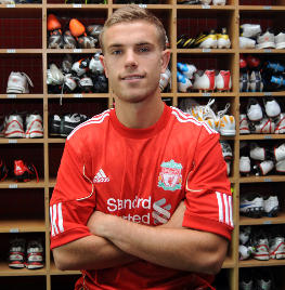 Jordan Henderson