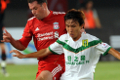 Guangdong 3-4 LFC: 90 mins