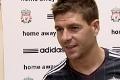 Gerrard on Kenny