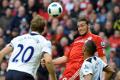 LFC 0-2 Tottenham: 12 mins