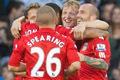 Fulham 2-5 LFC: 40 mins