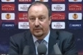 Rafa post Benfica press