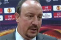 Rafa's reflection on Benfica