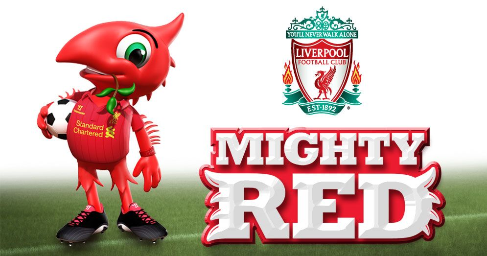 Mighty Red - Liverpool FC 1e273bdd3