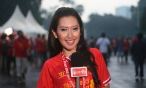 Meet Niniet - LFC TV's new presenter in Indonesia