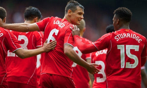 Sublime Reds serve up Dortmund delight