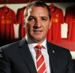 Brendan Rodgers was announced as Liverpool manager following the departure of Kenny Dalglish.