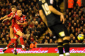 Jonjo's first goal for LFC