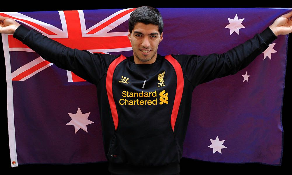 Follow @LFCANZ on Twitter