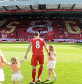 #ThanksStevie: A tribute to Gerrard