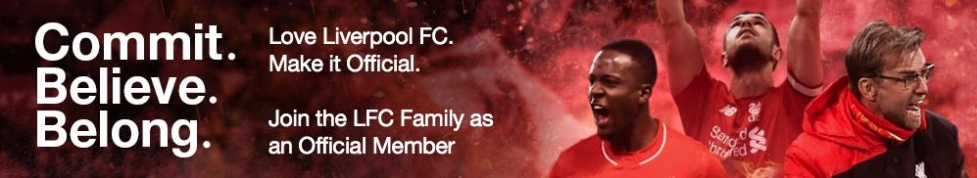 Liverpool Football Club Membership