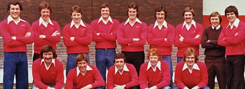 Rampant Reds net eleven