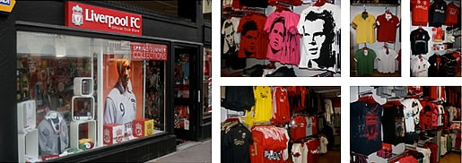 Image Result For Liverpool Fc Shop Birkenhead Contact