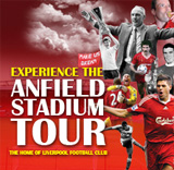 Anfield Stadium Tours