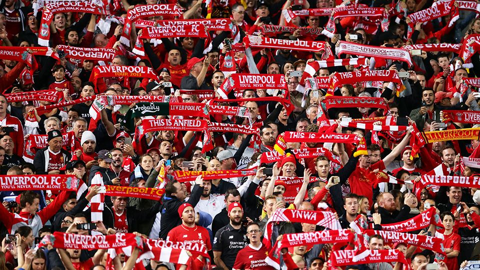 Sydney's incredible You'll Never Walk Alone